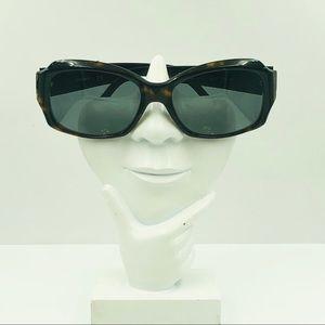 DKNY DY4048 Brown Oval Sunglasses Frames